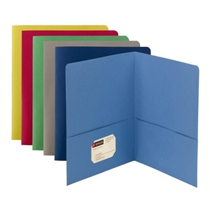 Two-Pocket Folders