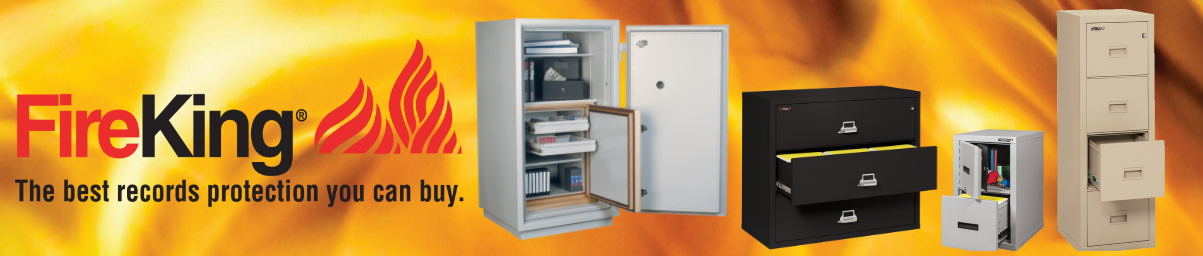 FireKing Safes and File Cabinets