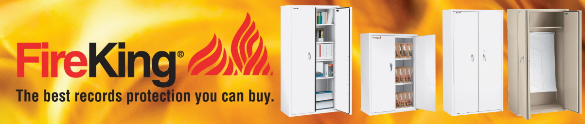 FireKing Fireproof Storage Cabinets