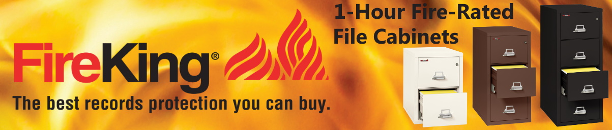 1-Hour Fireproof File Cabinets