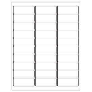 Avery Compatible Multipurpose Labels, 1