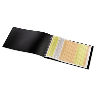 11 x 17 94910 Cardinal Poly Portfolio w//Brads Black 1 per Box,